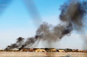 现场浓烟滚滚!印度国际机场被袭击,元凶竟是本国海军航母舰载机