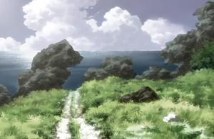 虫师22:人都可以重生,能挽回爱人的小岛,这就是一片乐土
