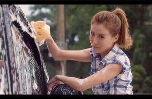 洗车普通服务一八八星级服务三八八,果然与众不同,就差六六八了