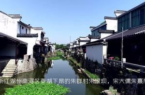江南除了六大古镇,还有这么一个不为人知的神秘古村落,世外桃源