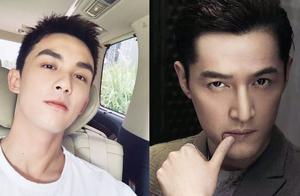 吴磊为新剧剪寸头,男性魅力一展无遗,竟还有些撞脸胡歌