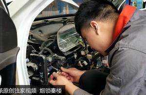 为什么修理工不推荐买国产汽车?先看这台宝骏730,修得太扎心了