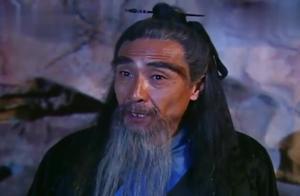 白自在砍断老道的剑,称武当派剑法和石壁上不一样,老道转身就走
