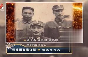 蒋介石为了不让兄弟自相残杀 对蒋纬国痛下狠手 剥夺兵权打入冷宫