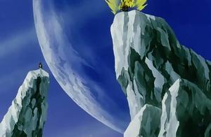 七龙珠:悟空不愧是宇宙第一,竟然变身超级赛亚人第三阶,太帅了