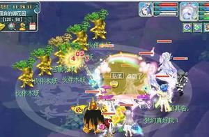 梦幻西游:109级顶级战力测试,老王操作吴独秀的号杀乌鸡真的秀