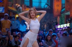 这就是街舞2:美女上季被韩庚淘汰,这季强势回归,实力大增啊