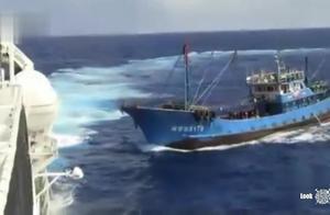 闽晋渔5179撞军舰:这个国家也许不完美,但我们依然深爱着它