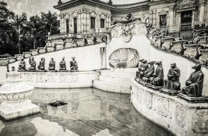 圆明园内喷泉的造型原本是裸体女人,为何会变成现在的十二生肖?
