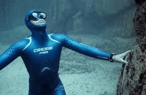 为什么自由潜水危险却受喜爱?看到他们眼中的海底世界你就知道!