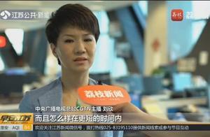一战成名!CGTN女主播刘欣专访,这些话值得我们深思