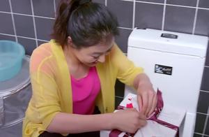二胎:蒋欣厕所偷吃蛋糕,妈妈设局,进了圈套