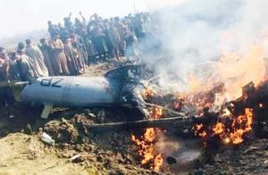 印度空军发生最新一起悲剧,印媒:平均一月掉两架,打击着实不小