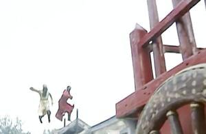 尔康五阿哥看到侍卫,高兴的要死,却不知皇上是要立刻处死她们
