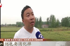 没有资格还肆意妄为!南京一运货船非法运渣土,城管执法抓现行