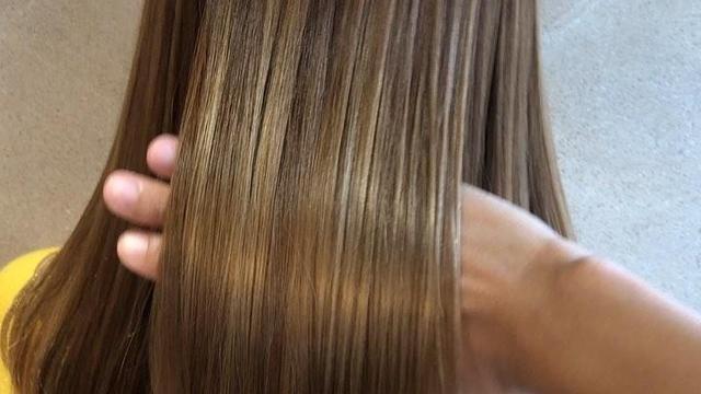 (短发)刘海烫直脑袋后面的头发里面烫弯外面拉直好看吗