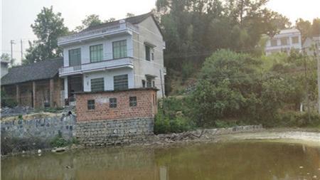 房屋后面有个大池塘风水怎样