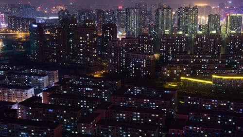 中国各省人口数量?