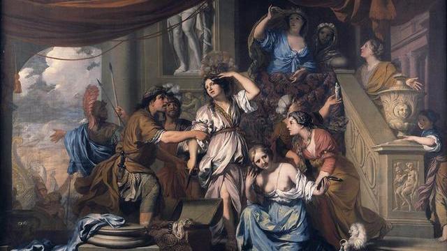 有关古希腊神话故事的英语短文急用