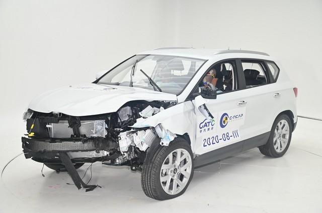 最新一批汽车安全碰撞测试,最好和最差都出乎意料