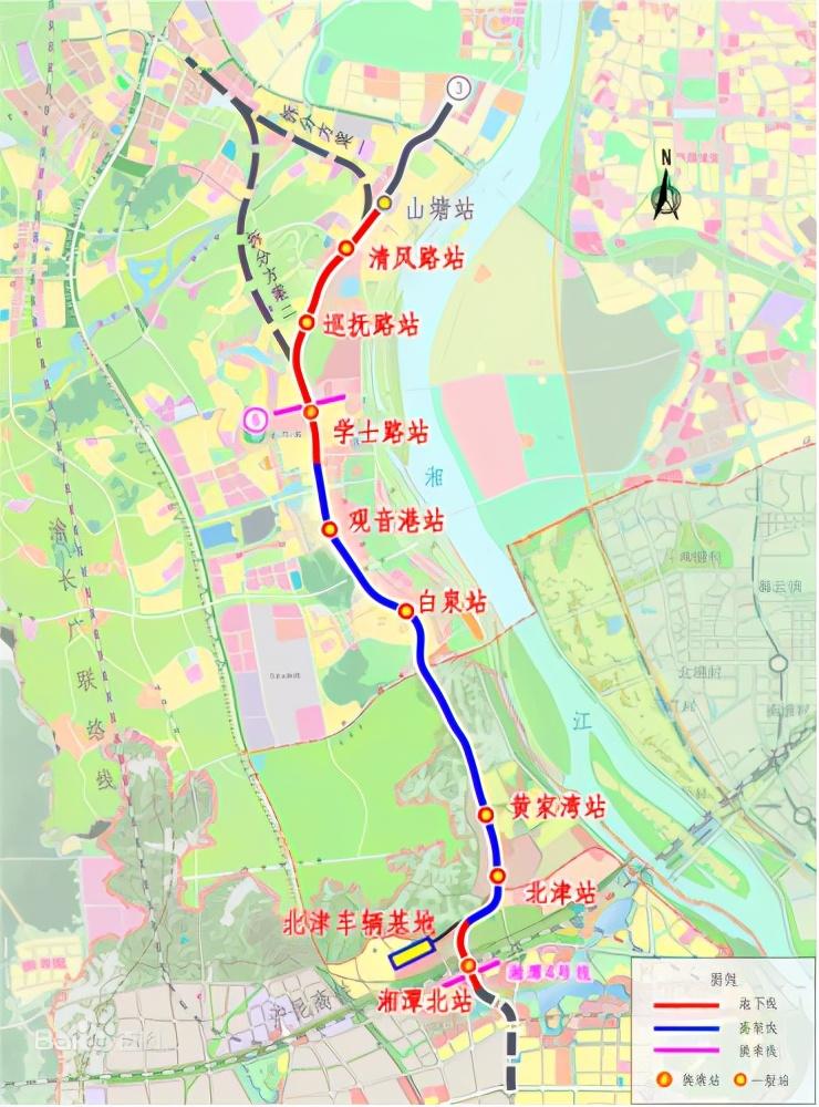 长株潭城际轨道交通西环线一期工程地铁车辆电气牵引系统项目