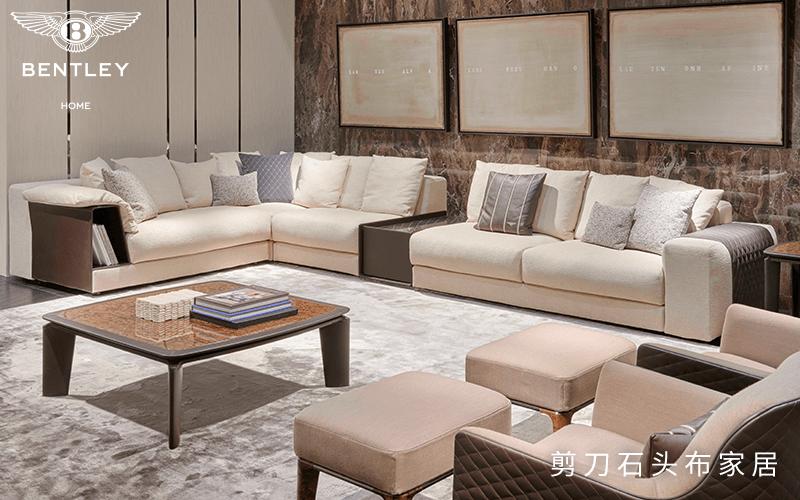 打造奢华家居生活,这些家具品牌少不了