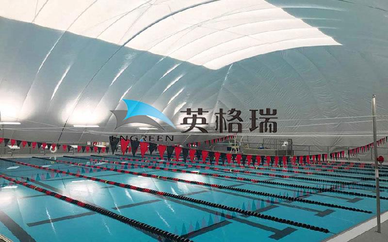 膜建筑是搭建室内游泳馆的敲门砖