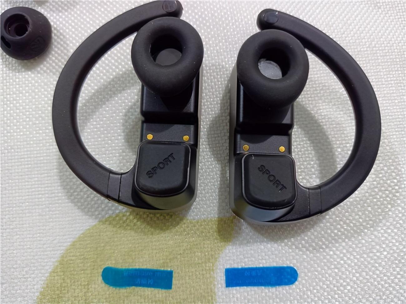 Dacom真无线骨传导运动耳机开箱拆解