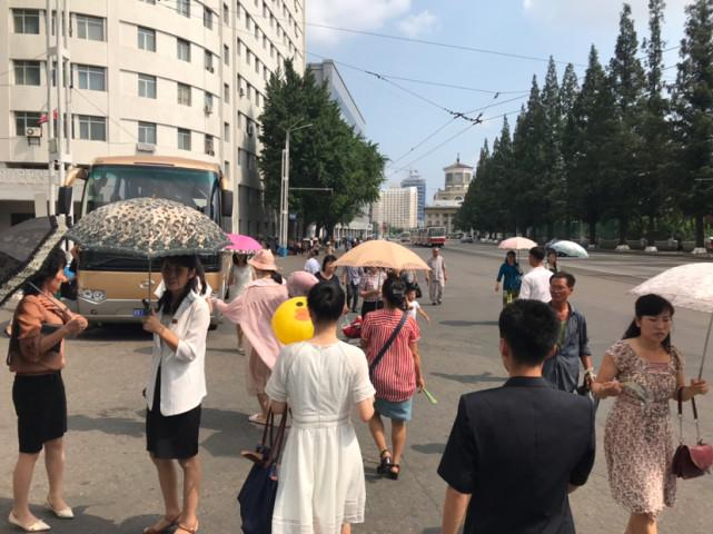 走进朝鲜,在朝鲜风靡一时的中国影视剧