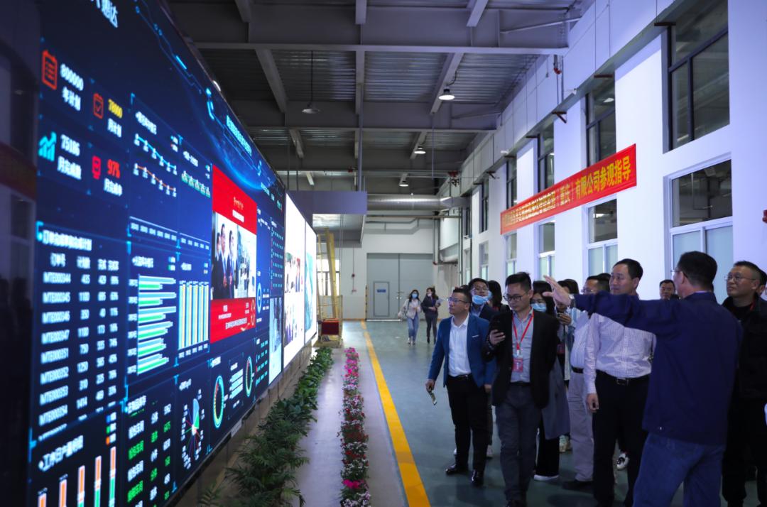 頭部媒體走進惠達,探秘5G數智化工廠