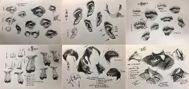 文化课要求低,考一本就很简单?你知道美术生画多少张画吗?