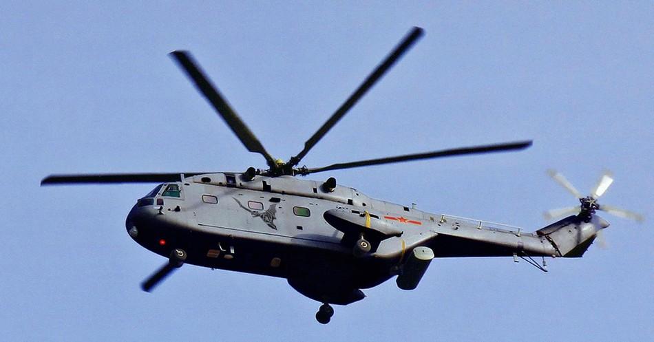 勤恳的老黄牛——中国海军的卡28反潜直升机