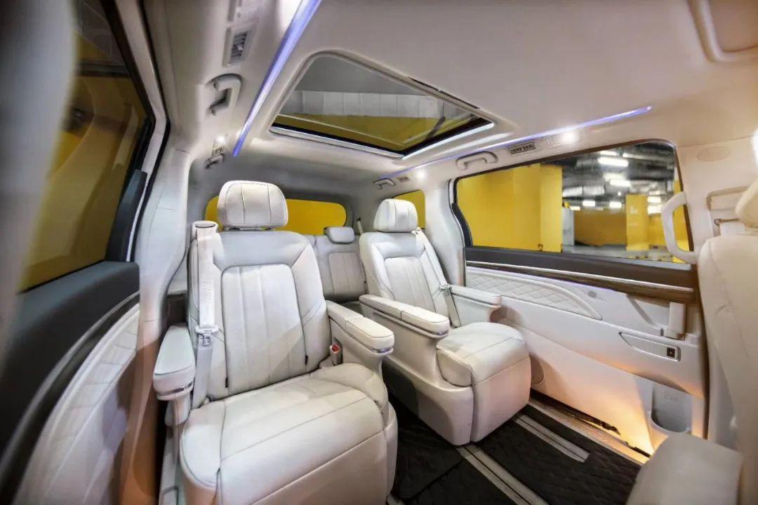 追求舒适性?今年上市的这几款MPV,二排享受堪比头等舱