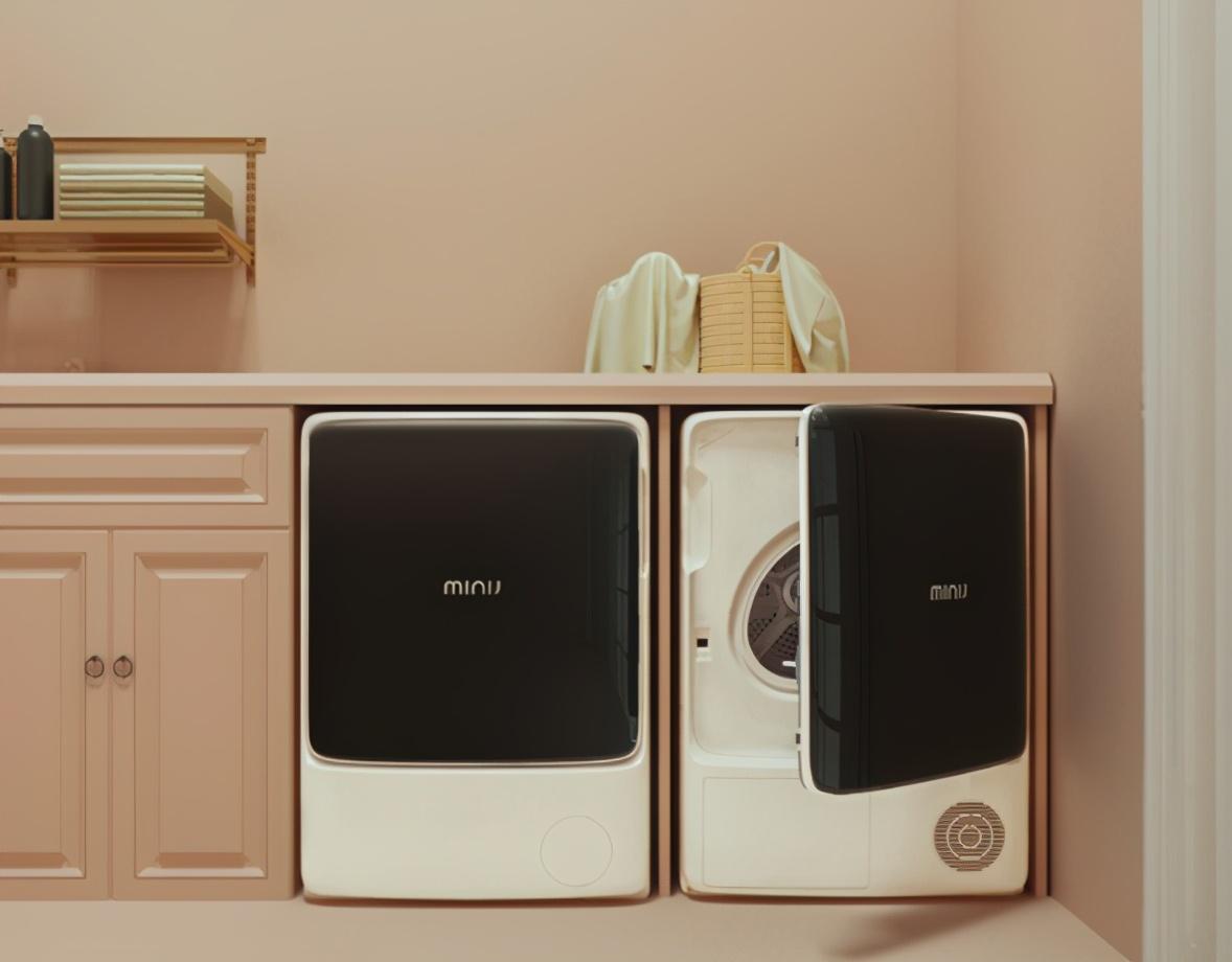 洗烘一体机和洗烘套装之间的对决,到底谁更好用?
