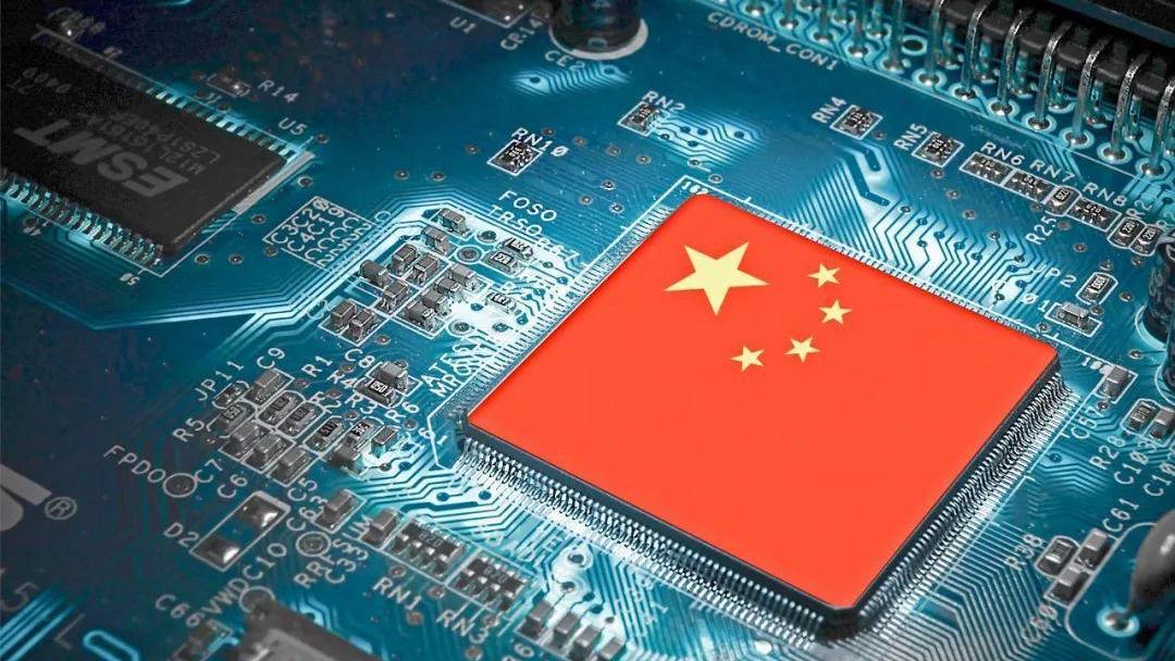 一则数据传来,中国芯片起头加快前行,美半导体起头慌了?