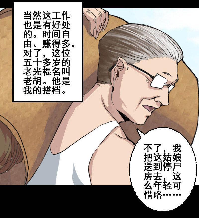 恐怖悬疑惊悚盗墓漫画小说《凶棺》连载-第一章:天降横财