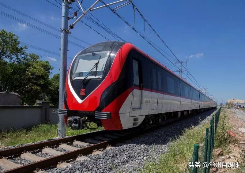 常州地铁2019年9月底试运营,同时开通运行发车时刻表公布。