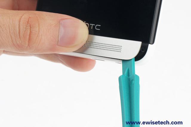 e拆解: HTC One E8塑料外壳旗舰心