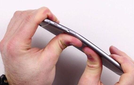 iphone6手机变弯了怎么办