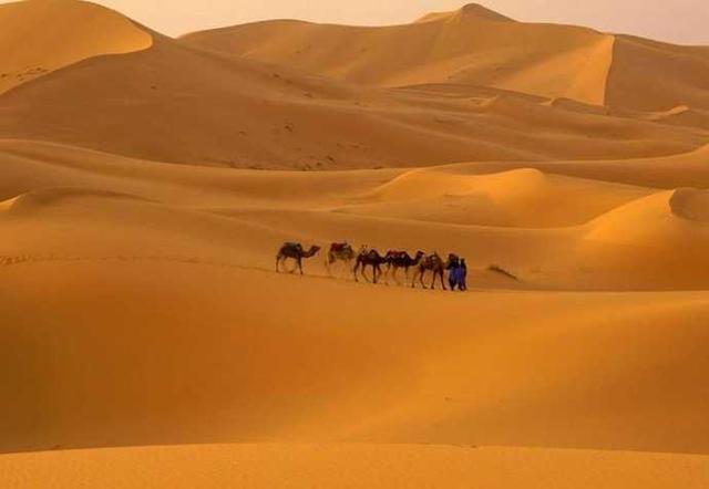 世界十大最美沙漠是