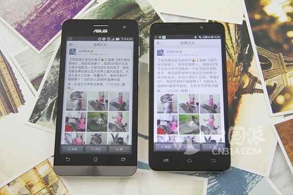 谁能问鼎千元王 华硕ZenFone5迎战酷派大神F1