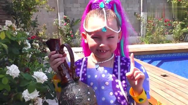 有谁知道有关于一个女孩会变魔术的动画片