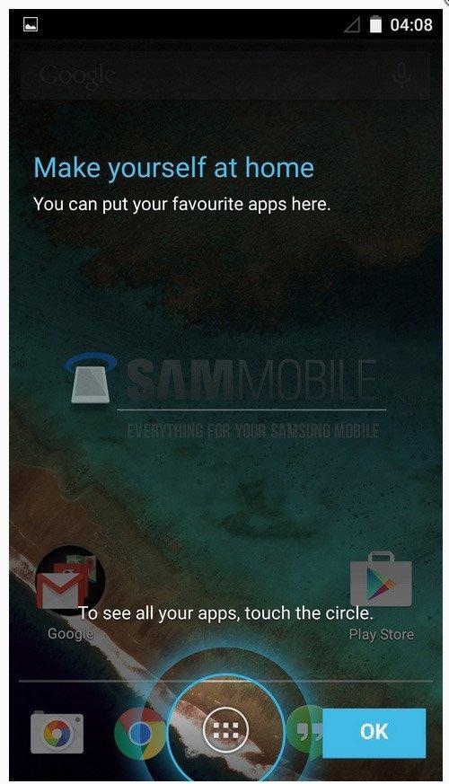 纯净版三星S4吃上安卓5.0棒棒糖