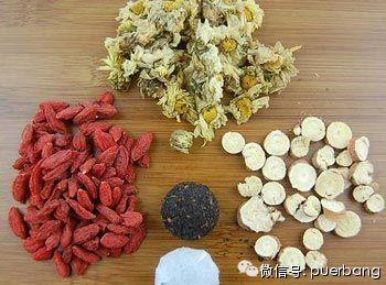 普洱茶能和枸杞一起喝吗