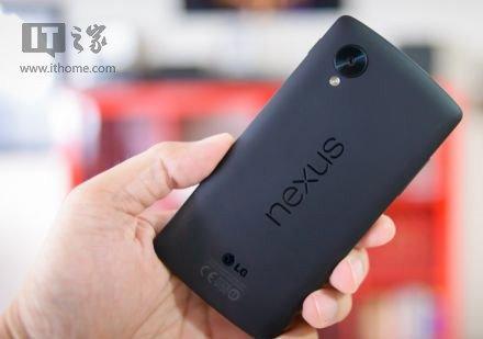 Google确认Nexus5停工