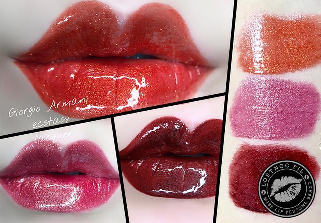 唇控:阿玛尼黑管,给你最好的玻璃唇!