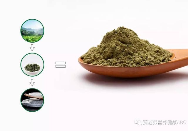 抹茶的营养成分是绿茶的多少倍
