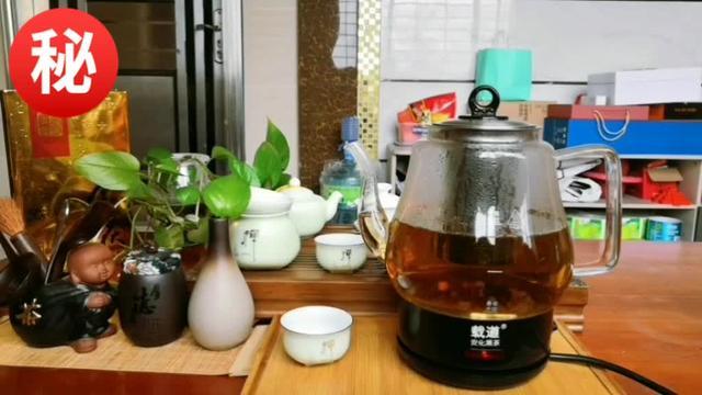 黑茶可以用不绣锅煮吗