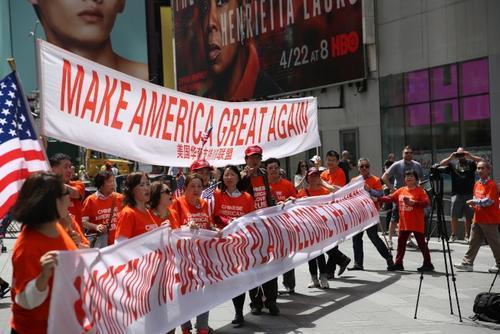 美国华裔还支持特朗普吗