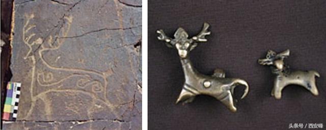 远古西藏宗教艺术(岩画、铜器)